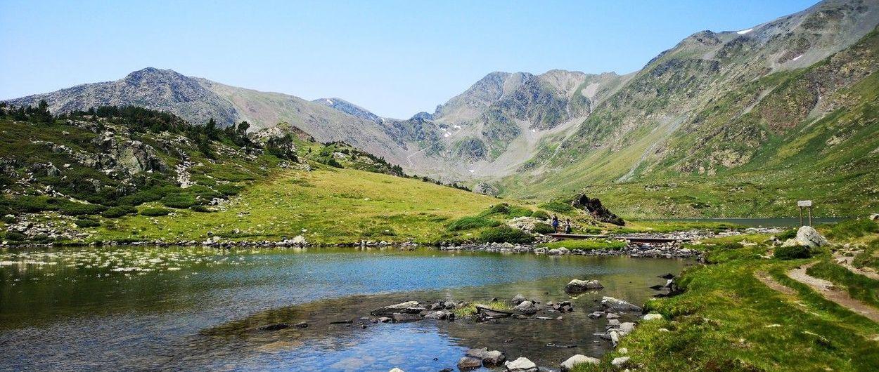 El techo del Pirineo Oriental, Pic Carlit.