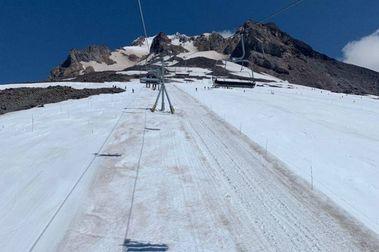 El domingo acabó la temporada de esquí 2019-2020 en los Estados Unidos