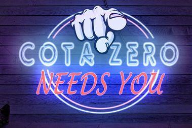 Cota Zero busca colaboradores
