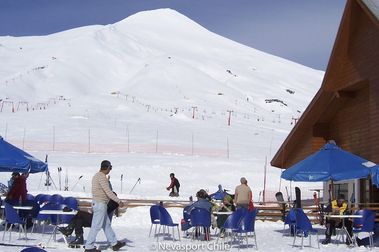 Tras un largo receso abre sus puertas Ski Pucón