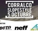 Competencia de Slopestyle en Corralco