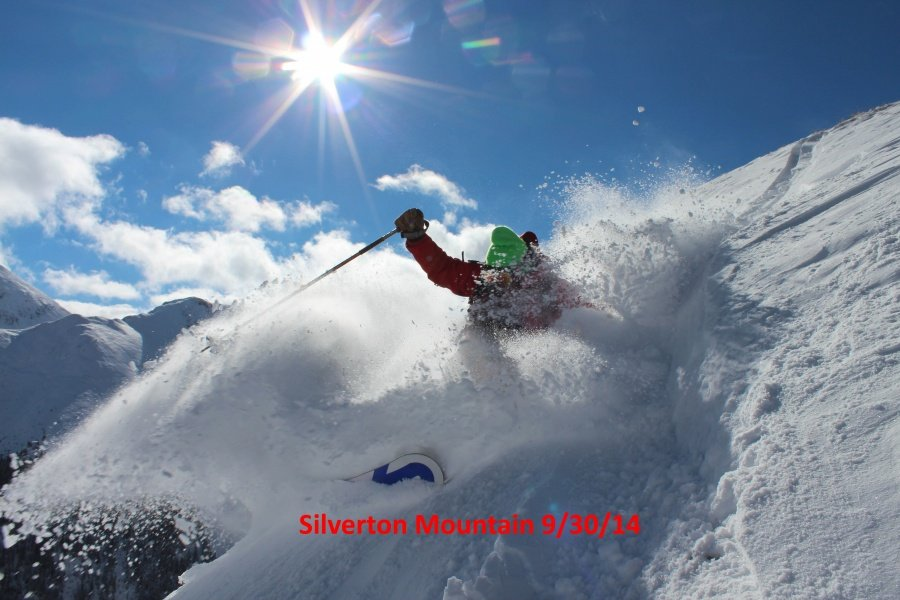 Silverton Mountain, 30/09/14