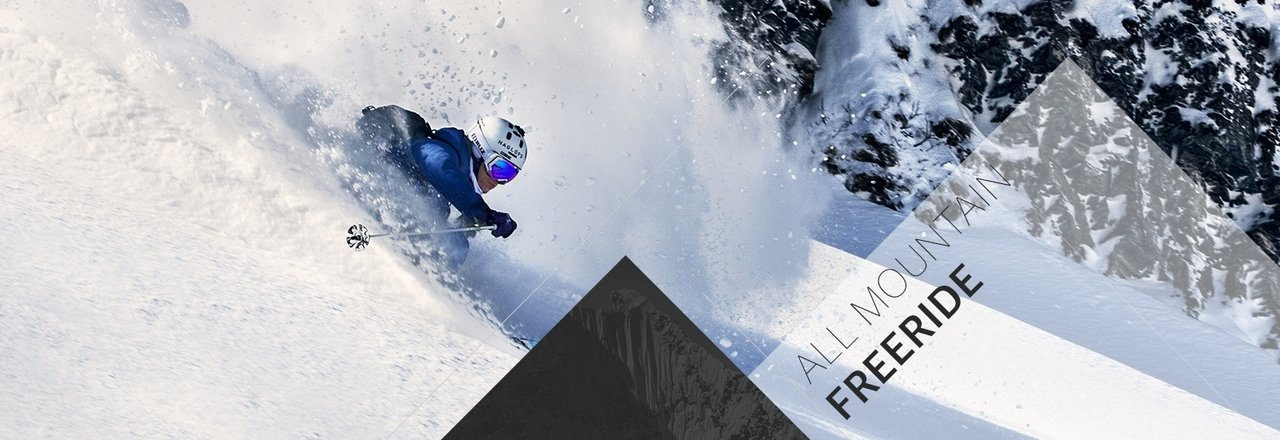 Colección Movement 2016/2017 - FREERIDE - ALL MOUNTAIN