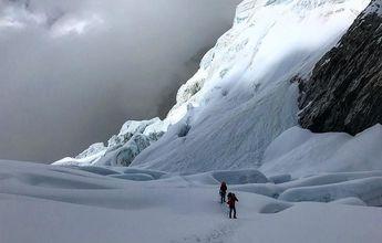 James Morrison y Hilaree Nelson logran bajar el Lhotse esquiando