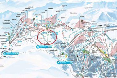 Grandvalira vuelve a crecer con dos pistas de esquí nuevas