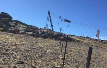 Comienza el cerramiento de algunas instalaciones de Sierra de Béjar