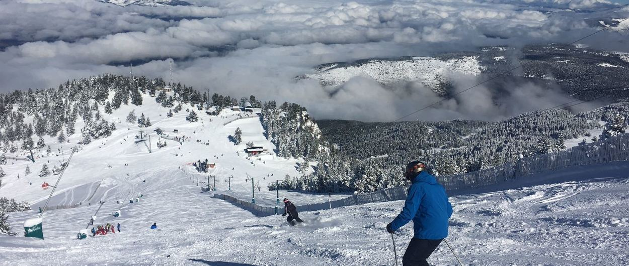 Masella inaugura temporada de esquí con más de 3.000 esquiadores