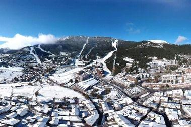 15 días para abrir la temporada de esquí en Les Neiges Catalanes