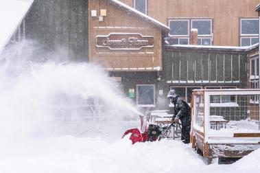 Colorado inicia una carrera para abrir antes la temporada de esqui