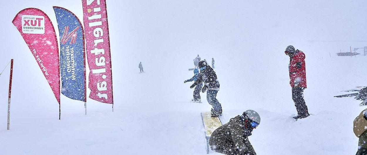 Austria cierra todas sus pistas de esqui durante todo el mes de noviembre