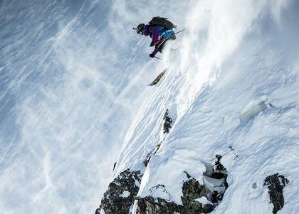 'La Liste': la evolución del esquí vertical