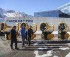 Alto Campoo podrá estrenar sus cañones antes de fin de año