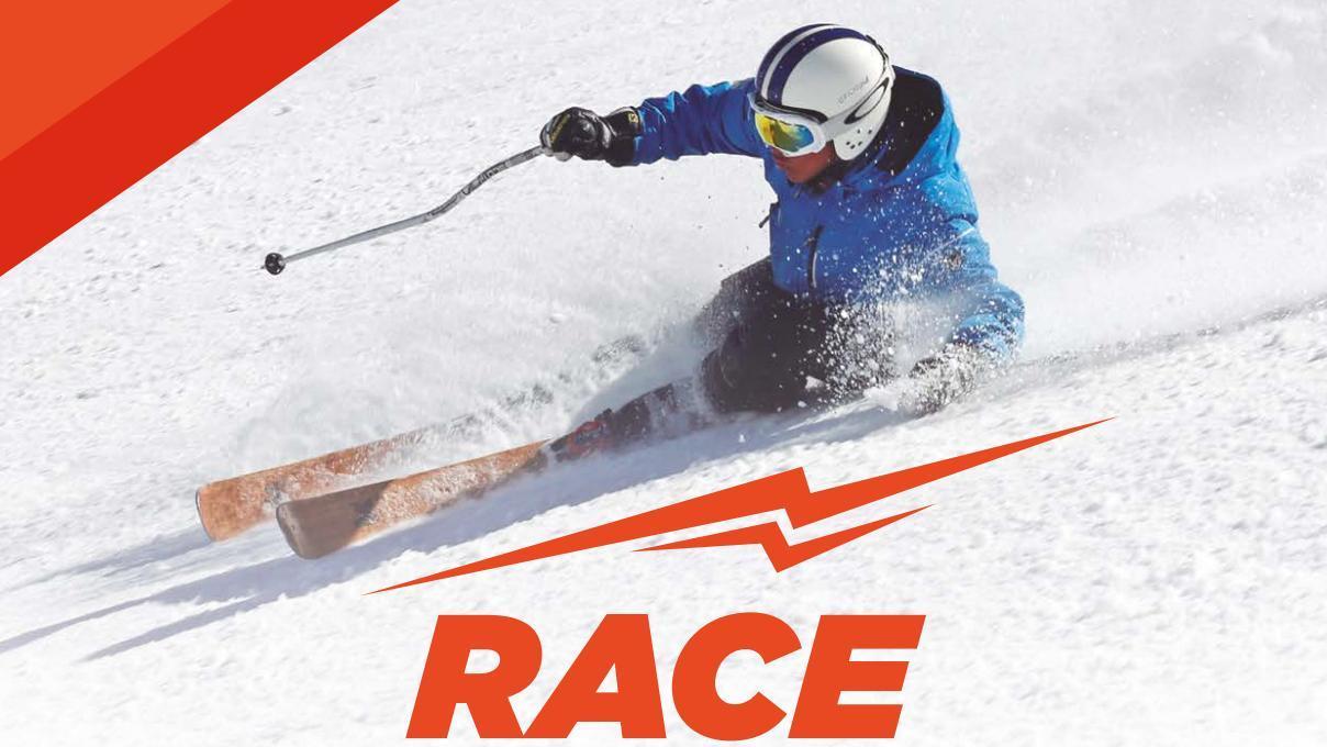 Colección Kustom Skis 2016/2017 - RACE
