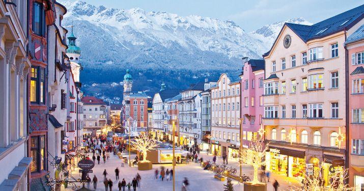 Innsbruck: esquí y visita cultural el mismo día