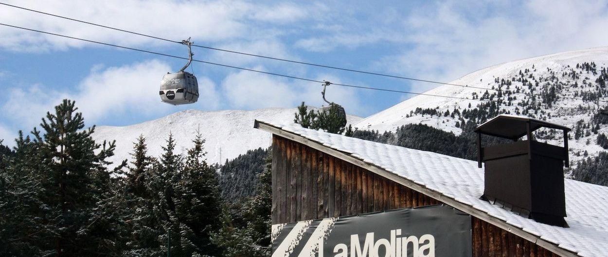Nueva política de reembolso en las estaciones de esquí de FGC