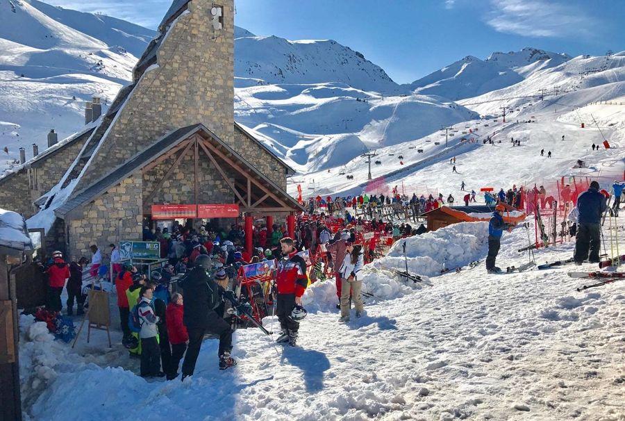 estacion esqui Boi Taull