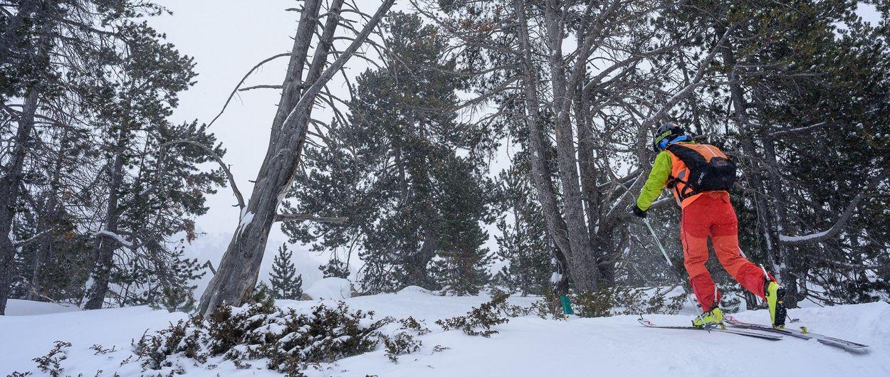 Ski Andorra crea un forfait conjunto para esqui no alpino