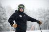 Accidente de esquí; esquiador de 52 años arrolla a...
