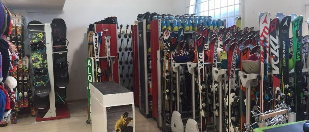Alquiler / Ski Rental