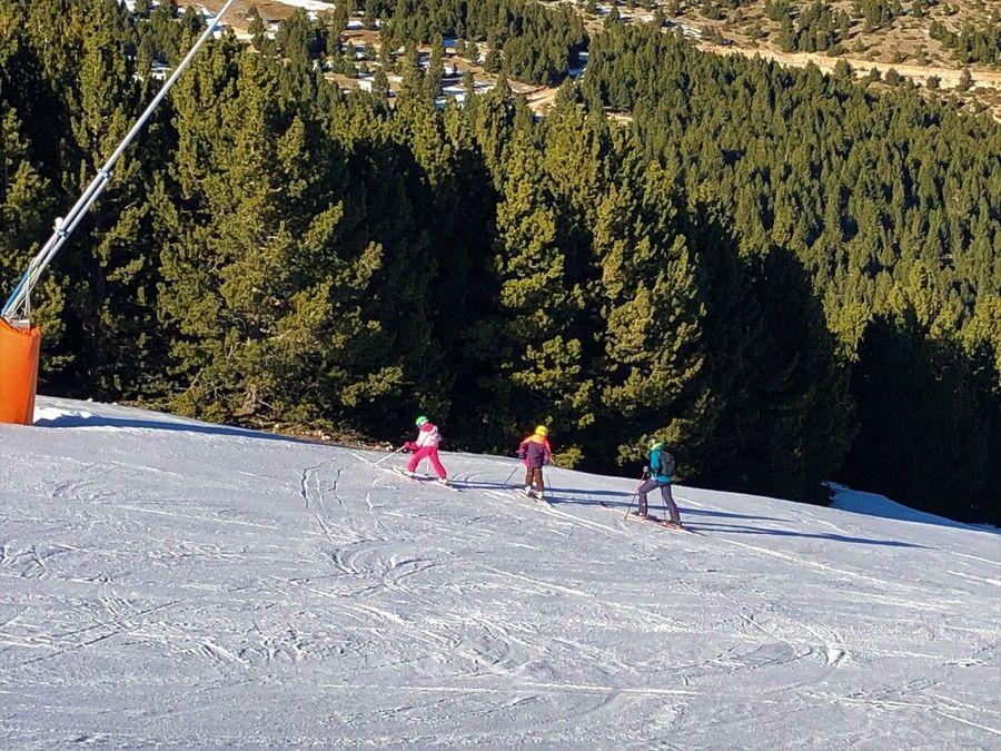 Parada de esquí