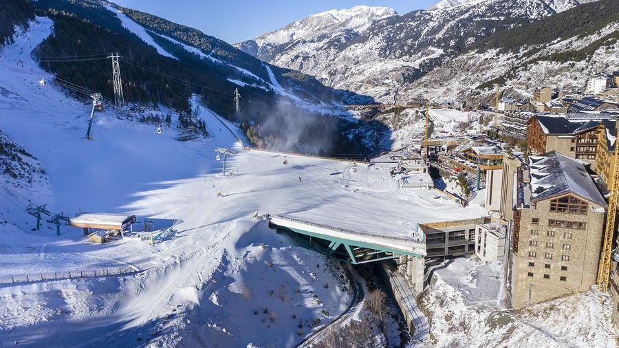 Novedades Temporada 2020 en Grandvalira Resorts