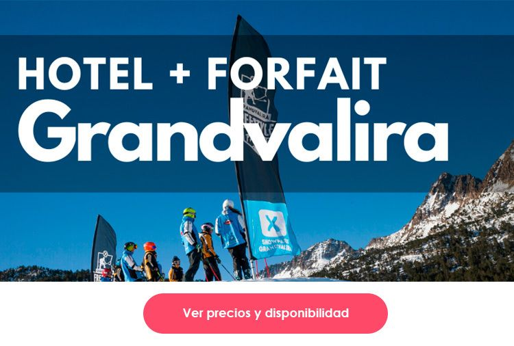 Ofertas Traventia Hotel + Forfait