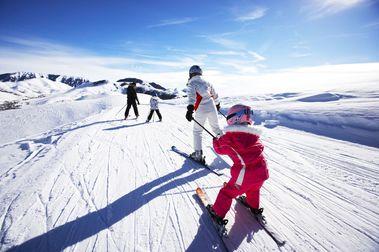 ¿La primera vez que vas a esquiar con tus hijos/as? ¡Sigue estos consejos!