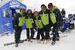 """Segovia acoge el """"IV Curso de Formación de Monitores de Esquí Alpino Adaptado"""""""