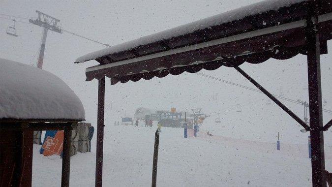 PREVISIÓN: MUCHO FRIO y nevadas para el fin de semana