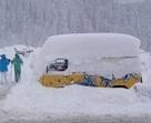 Paquetón de nieve cae en España y Andorra