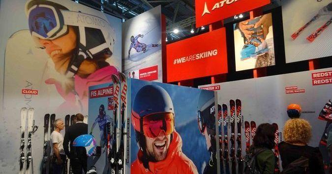 Atomic presenta nueva colección en la ISPO 2017