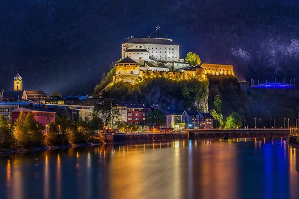 "Kufstein: ""La perla del Tirol"""