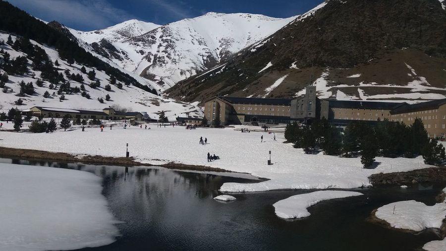 La Molina, Vall Nuria y Valter 2000