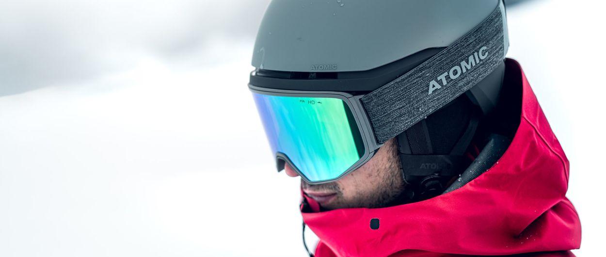 Atomic máscara y casco: All mountain, all style