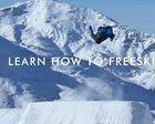 Protest lanza nuevos tutoriales para aprender Freeski