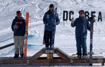 Tenemos promesa: Javi Lliso lidera la Copa de Europa de esquí slopestyle
