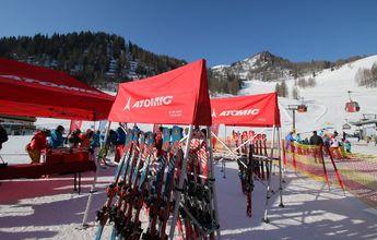 Ya puedes probar los esquís Atomic de la próxima temporada 2018-2019