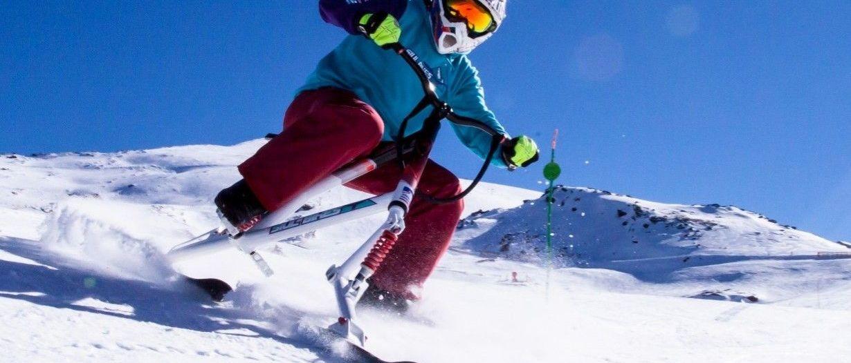 Un día de... bici-esquí