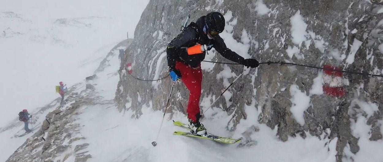 Conquistando el Simony Hütte con el Aventure 2 Challenge de TwoNav en condiciones durísimas