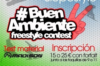 Buen Ambiente freestyle contest