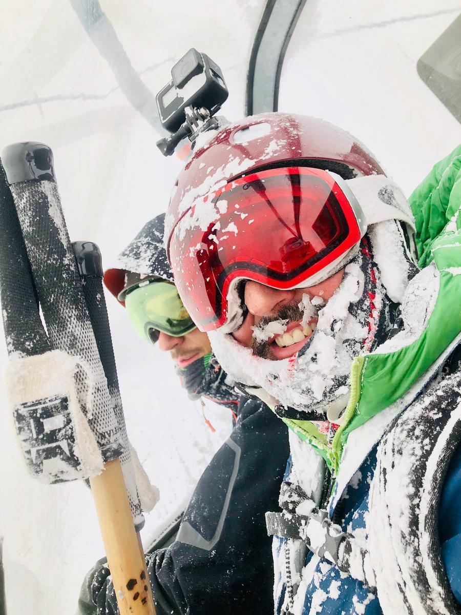 Historia de un esquí (parte 3)