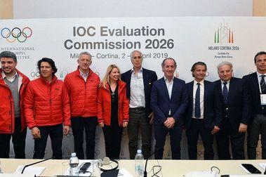 Apoyo económico del Gobierno italiano a Milán-Cortina d'Ampezzo 2026