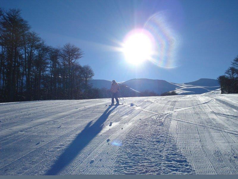 Centro de Ski El Fraile