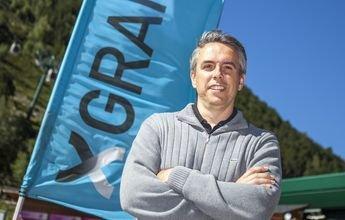 David Hidalgo sustituye a Conrad Blanch al frente de Grandvalira-ENSISA