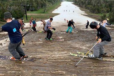Killington cerró así su temporada de esquí tras lograr llegar al mes de junio