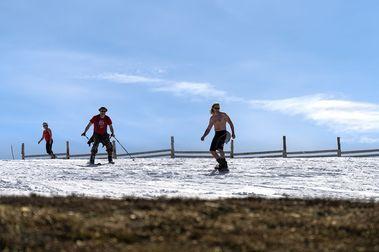 Saariselkä  abre de nuevo la temporada de esquí en Finlandia