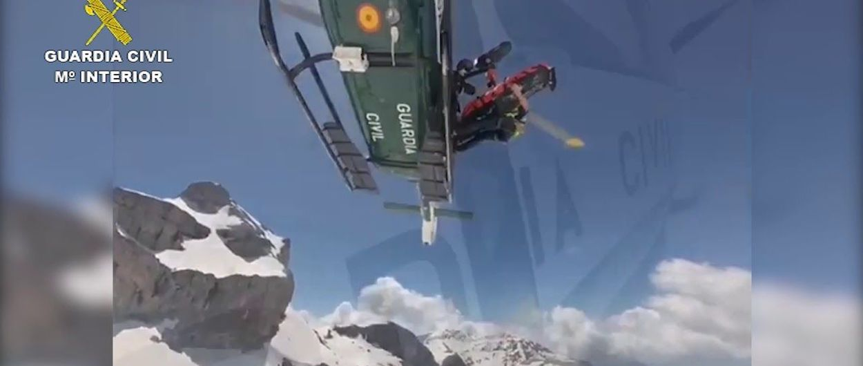 España sanciona a dos franceses por saltarse la frontera esquiando