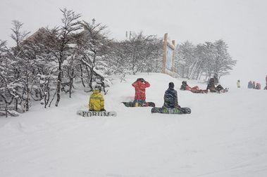 Cerro Castor: Auspicioso inicio de temporada