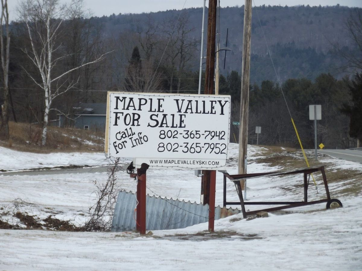 Maple Valley Ski