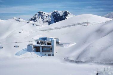 La estación de esquí de Lech- Zurs reemplaza el icónico telesilla Madlochbahn